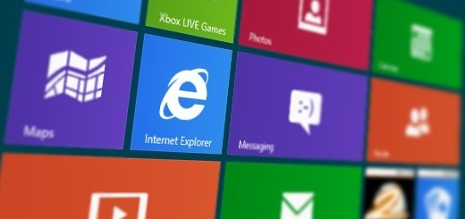 Internet Explorer su interfaccia Metro