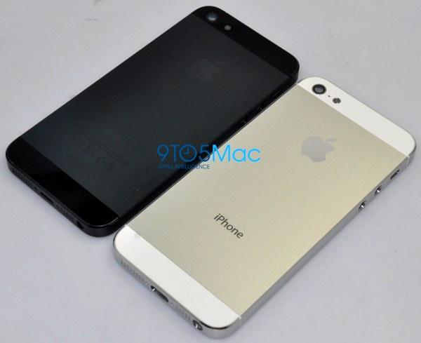 La scocca posteriore del nuovo iPhone