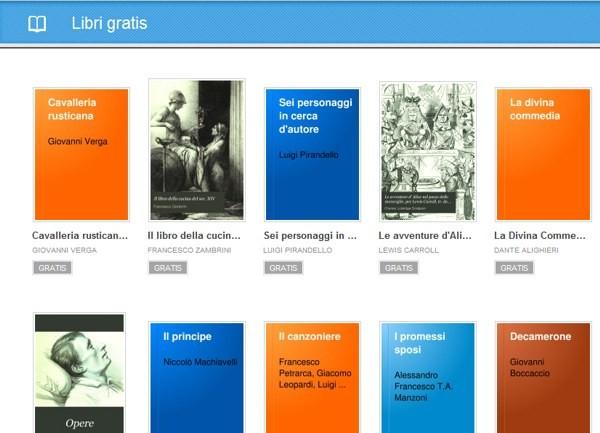 Libri gratuiti su Google Play