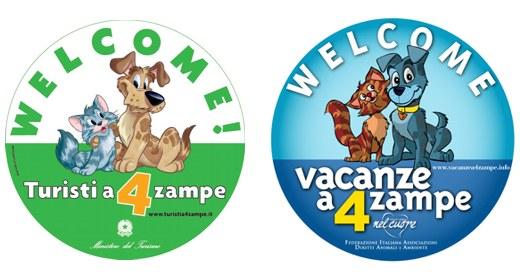 Turisti a 4 zampe  vs  Vacanze a 4 zampe