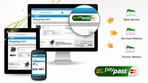 Mastercard lancia PayPass Wallet
