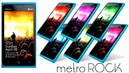 Nokia Lumia 710, ROM Metro^7