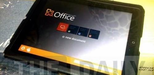 Microsoft Office per iOS