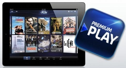 Premium Play su iPad