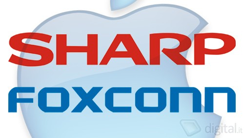 Sharp e Foxconn
