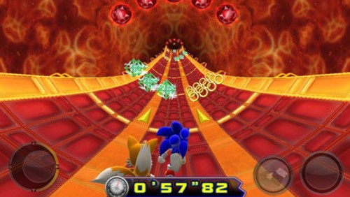 Sonic 4 su App Store