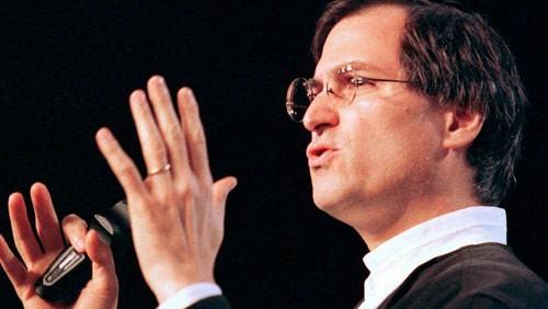 Steve Jobs nel 1997