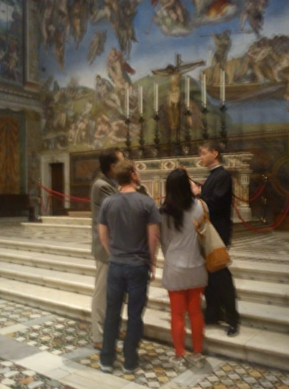 Mark Zuckerberg e Priscilla Chan a Roma