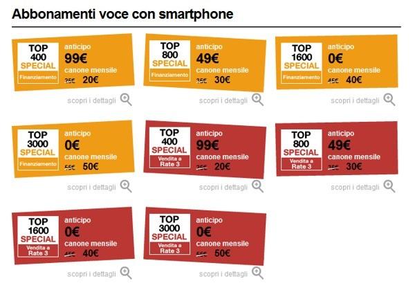 Offerte 3 Italia per il Nokia Lumia 900