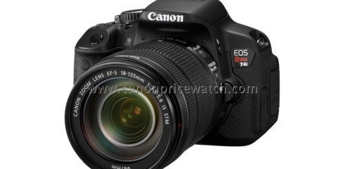 Canon EOS Rebel T4i/650D