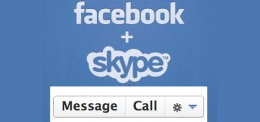 Facebook pulsante Call