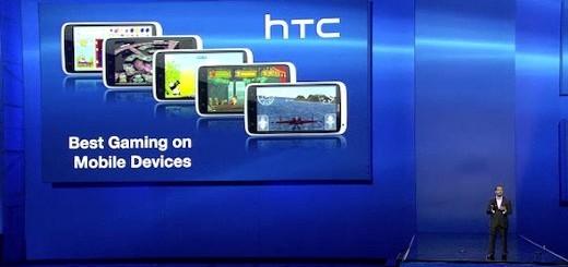 HTC e Sony