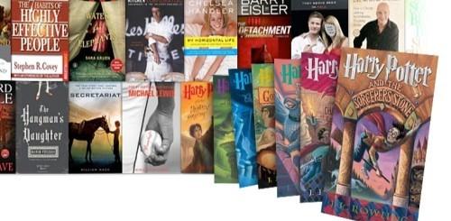 Harry Potter su Amazon