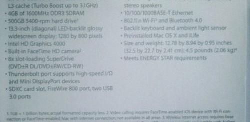 MacBook Pro da 13 pollici