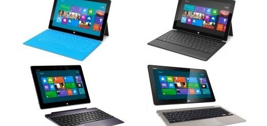 Microsoft Surface vs. Android vs. Windows 8