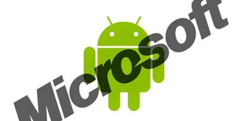Microsoft e Android