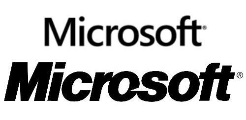 Microsoft nuovo logo