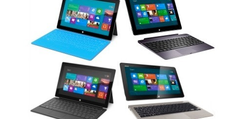 Microsoft Surface vs. ASUS Tablet