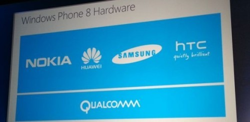 Partner hardware Windows Phone 8