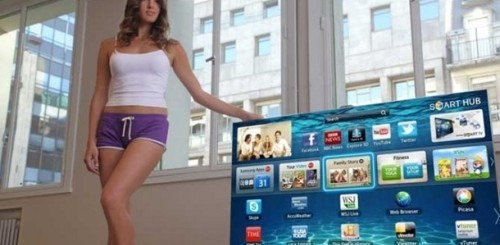 Samsung Smart TV ES8000