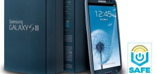 Samsung Galaxy S III SAFE