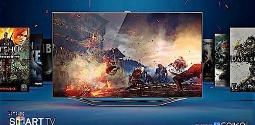 Samsung Smart TV Gaikai