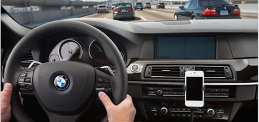 Siri in auto