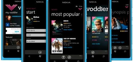 Voddler su Nokia Lumia