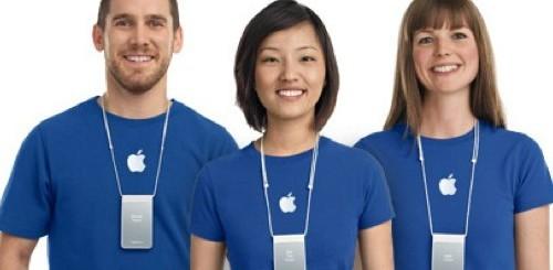 Dipendenti Apple Store