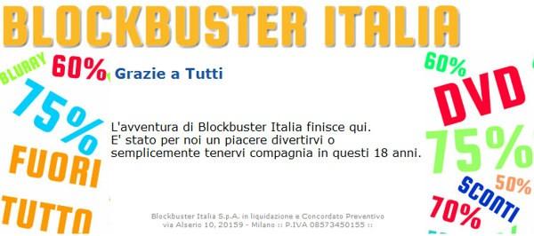Blockbuster Italia