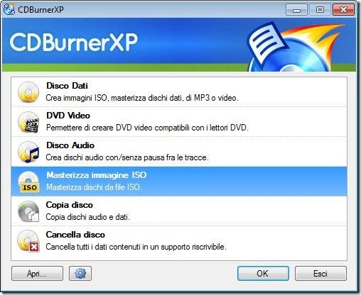 CD Burner XP