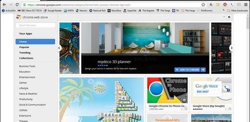 Chrome Metro su Windows 8