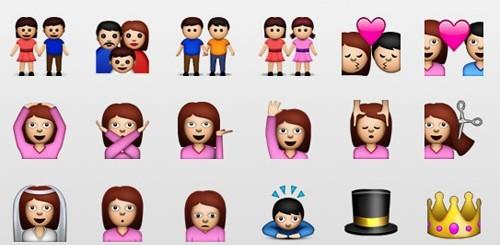 Emoji Gay Friendly