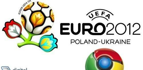 euro 2012 chrome