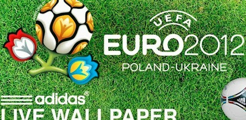 Adidas EURO 2012 Adidas Live Wallpaper