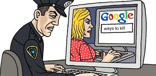 "Google, ""ways to kill"" (Mark Alan Stamaty)"
