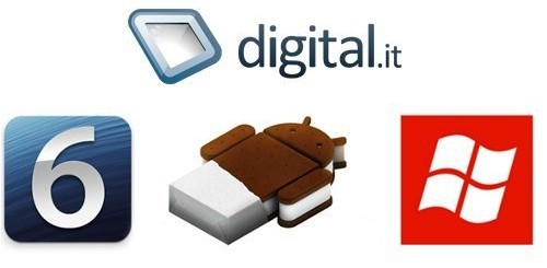 ios 6 vs android vs windows phone