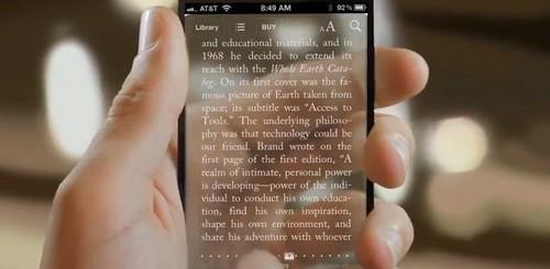 iPhone 5 trasparente