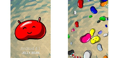 Android 4.1 Jelly Bean, easter egg