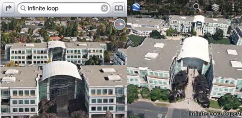 Mappe iOS 6 e Jelly Bean