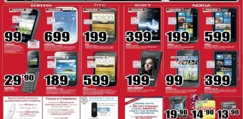 Mediaworld, online il nuovo volantino delle offerte Smart Summer 2012