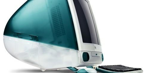 iMac, prima versione