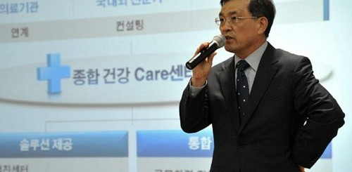 Kwon Oh-hyun, nuovo CEO Samsung