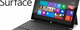 Microsoft, tablet Surface