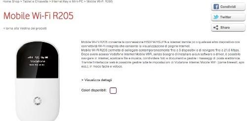 Vodafone: naviga tutta l'estate con il Mobile WiFi
