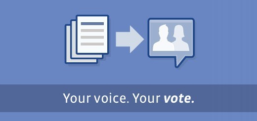 Si vota per la privacy su Facebook