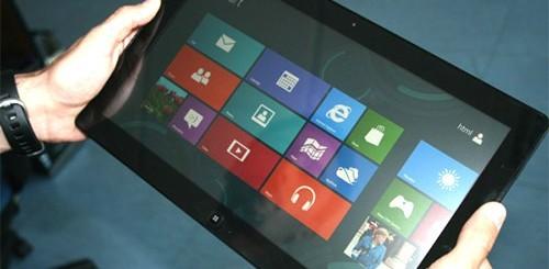 Samsung Slate Serie 7, tablet Windows 8
