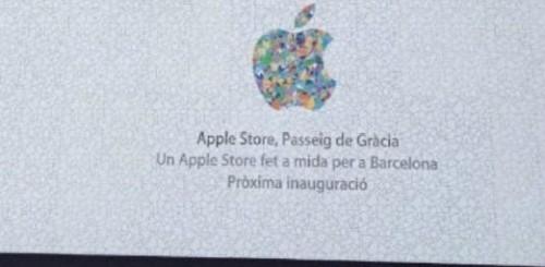 Apple Store a Barcellona