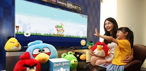 Angry Birds su Smart TV