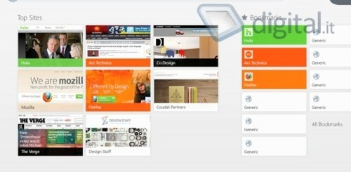 Firefox Metro Windows 8